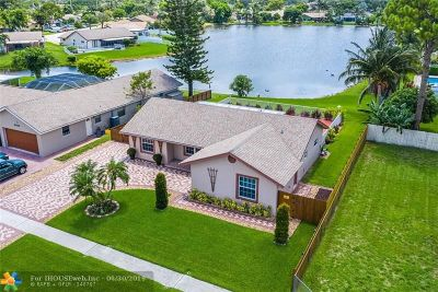 Boca Raton Single Family Home For Sale: 9266 Gettysburg Rd