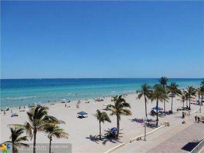 Hollywood Beach, Hollywood Beach 1-27 B, Hollywood Beach Gardens 1, Hollywood Beach Gardens C, Hollywood Beach Heights S Condo/Townhouse For Sale: 300 Oregon St #507