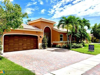 Pembroke Pines Single Family Home For Sale: 19927 SW 3rd Pl