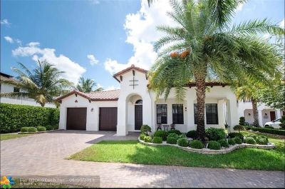 Cooper City Single Family Home For Sale: 3102 NW 82nd Way