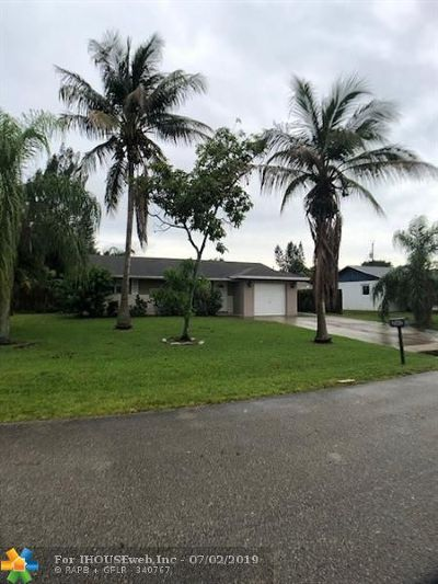 Boynton Beach Single Family Home Backup Contract-Call LA: 116 NW 6th Ave