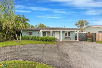 Pompano Beach Single Family Home For Sale: 270 SE 8th St