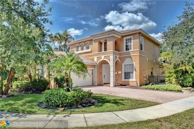Coral Springs Single Family Home Backup Contract-Call LA: 5892 NW 120th Terrace