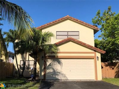 Miami Single Family Home For Sale: 9511 SW 151st Ct
