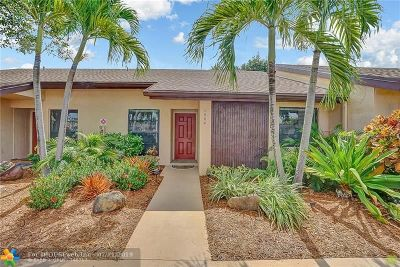 Oakland Park Condo/Townhouse For Sale: 3090 S Oakland Forest Dr #1904