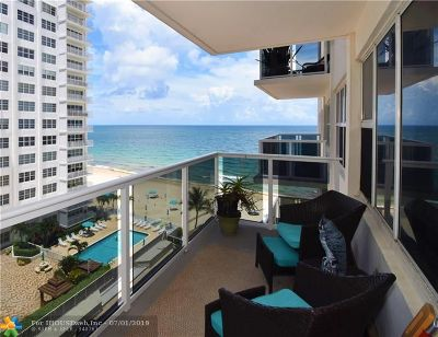 Fort Lauderdale FL Condo/Townhouse For Sale: $298,000