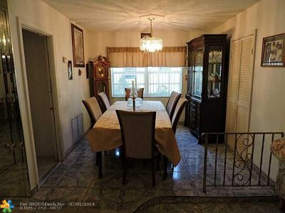 Margate Condo/Townhouse For Sale: 6065 3rd #6065
