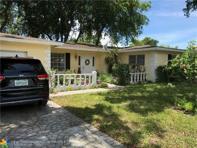Margate Single Family Home Backup Contract-Call LA: 481 Curry Cir
