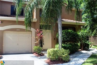 Parkland Condo/Townhouse Backup Contract-Call LA: 7525 NW 61st Ter #1604