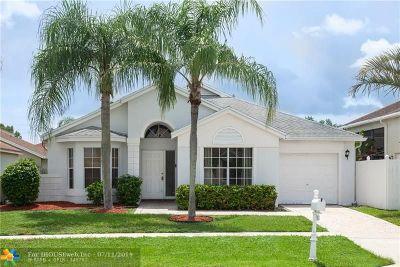 Boca Raton Single Family Home For Sale: 18932 La Costa Ln