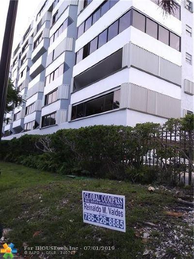 Miami Condo/Townhouse For Sale: 2950 SW 3rd Ave #9-F