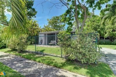 Miami Single Family Home Backup Contract-Call LA: 6331 SW 36th St