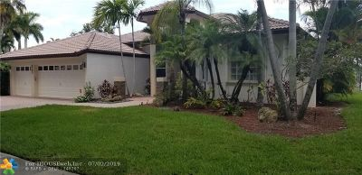 Cooper City Single Family Home For Sale: 8985 NW 39th St