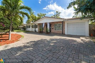 Coral Ridge, Coral Ridge 21-50 B, Coral Ridge Add, Coral Ridge Country Club Single Family Home For Sale: 2572 NE 26th St