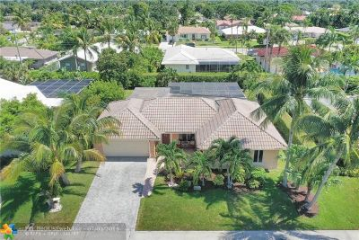 Boca Raton Single Family Home For Sale: 1271 SW 13th Dr