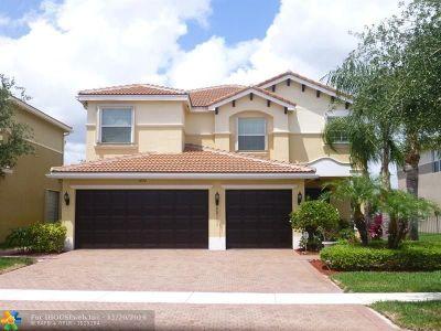 Boynton Beach Single Family Home For Sale: 8194 Emerald Winds Cir