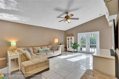 Coral Springs Single Family Home For Sale: 5267 NW 117th Ave