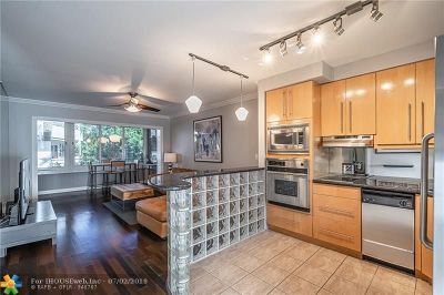 Riverview Gardens Condo/Townhouse For Sale: 1000 SE 4th St #204