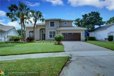 Boca Raton Single Family Home For Sale: 22275 Rushmore Pl