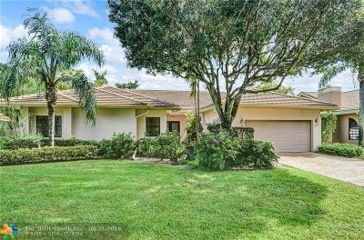 Parkland Single Family Home For Sale: 6031 NW 60th Ct