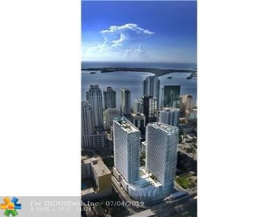 Miami Condo/Townhouse For Sale: 1111 SW 1st Ave #3815