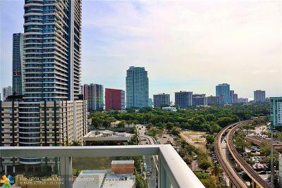 Miami Condo/Townhouse For Sale: 79 SW 12 St #1801-S