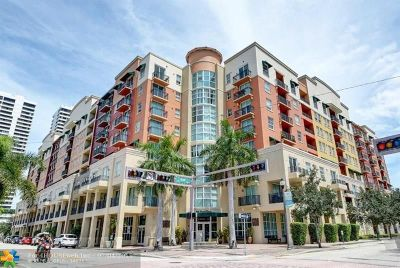 West Palm Beach Condo/Townhouse For Sale: 600 S Dixie Hwy #358