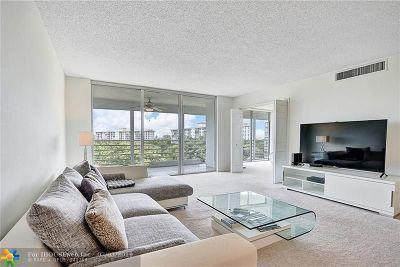 Pompano Beach Condo/Townhouse For Sale: 4015 W Palm Aire Dr #701