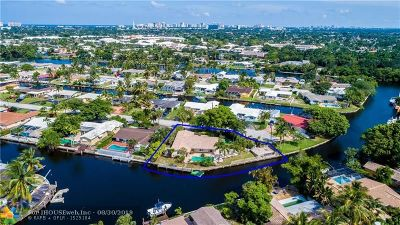 Pompano Beach Single Family Home Backup Contract-Call LA: 521 SW 18th St