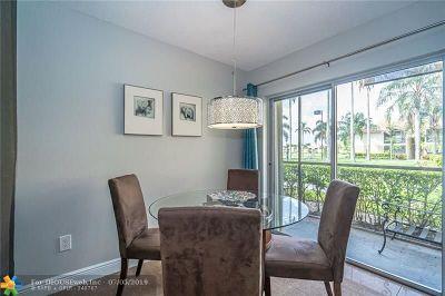 Pompano Beach Condo/Townhouse For Sale: 1239 SW 46 Ave #911
