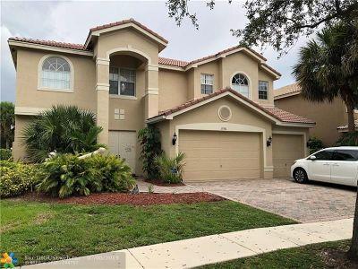 Boca Raton Single Family Home For Sale: 19306 Skyridge Cir