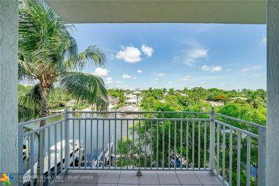 Fort Lauderdale Condo/Townhouse For Sale: 217 Hendricks Isle #402