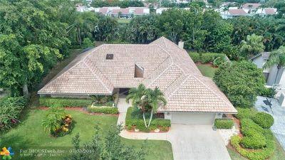 Boca Raton Single Family Home For Sale: 4285 Saint Charles Way