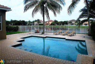 Weston Single Family Home For Sale: 4407 Rainbow Av