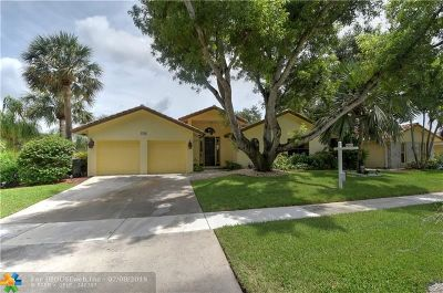 Boca Raton Single Family Home For Sale: 1399 SW 17th St