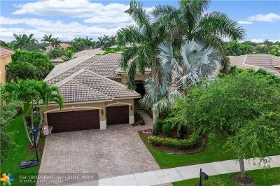 Parkland Single Family Home For Sale: 7658 NW 117th Ln