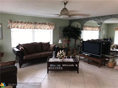 Lauderdale Lakes Condo/Townhouse For Sale: 3081 NW 47th Ter #315