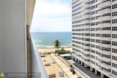 Fort Lauderdale FL Condo/Townhouse For Sale: $457,554