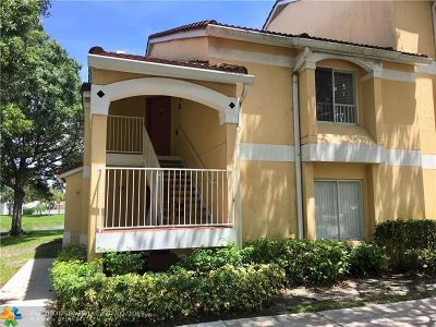 Oakland Park Condo/Townhouse For Sale: 2331 NW 33rd St #307