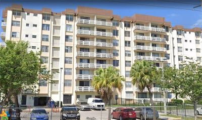 Miami Condo/Townhouse For Sale: 15600 NW 7th Ave #808