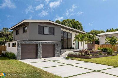 Pompano Beach Single Family Home Backup Contract-Call LA: 2670 NE 19th St