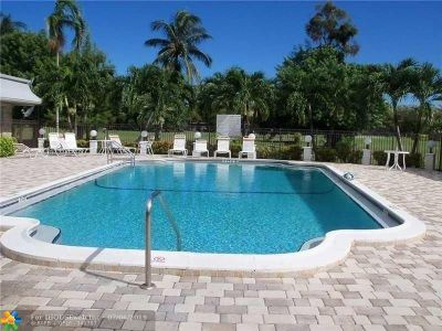 Lauderhill Condo/Townhouse For Sale: 4441 NW 16th St #105J