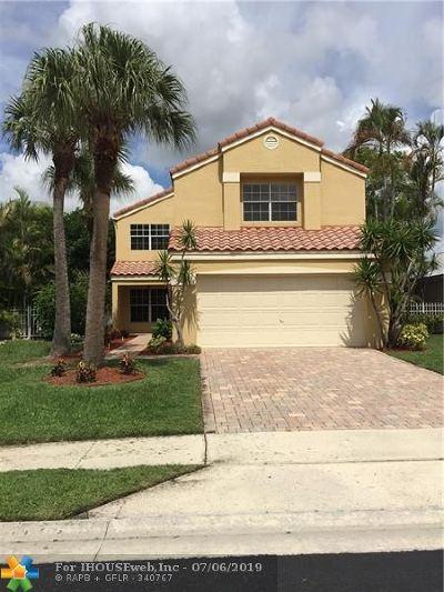 Boca Raton Single Family Home For Sale: 20295 Tierra Del Sol Ct
