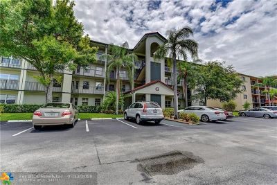 Pembroke Pines Condo/Townhouse For Sale: 1200 SW 130th Ave #212G