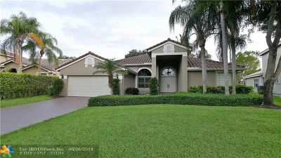 Parkland Single Family Home For Sale: 6550 NW 74th Dr