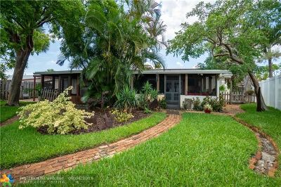 Fort Lauderdale Multi Family Home For Sale: 1209 Citrus Isle