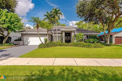 Coconut Creek Single Family Home For Sale: 5543 NW 39th Ave