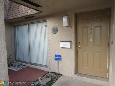 North Lauderdale Condo/Townhouse Backup Contract-Call LA: 7320 SW 8th Ct #15