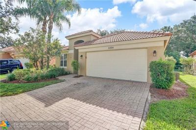 Palm Beach Gardens Single Family Home For Sale: 5105 Elpine Way