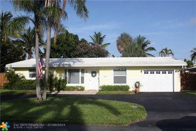 Pompano Beach Single Family Home For Sale: 1011 SE 2nd Ave